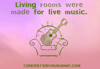 concerts home